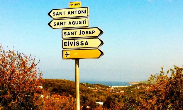 Ibiza Itinerary